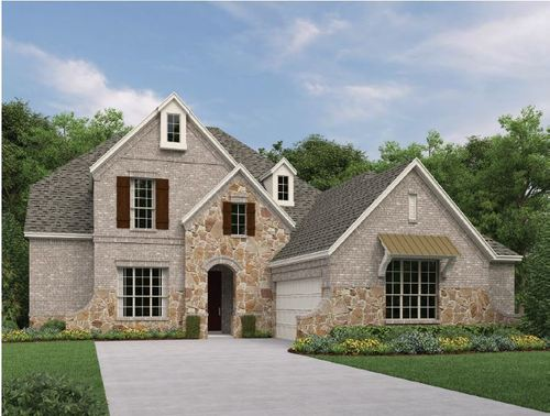 Highland Ridge at Lone Star Ranch by Ashton Woods Homes in Fort Worth Texas