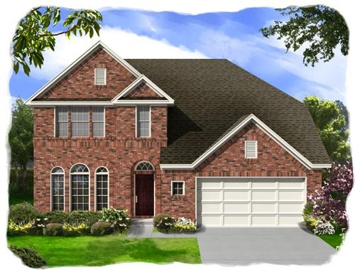 Southern Trails 60ft by Ashton Woods Homes in Houston Texas