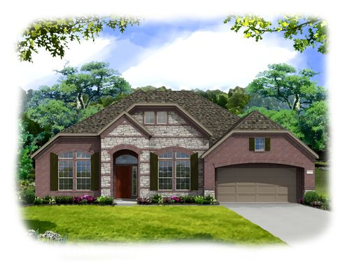Riverstone by Ashton Woods Homes in Houston Texas