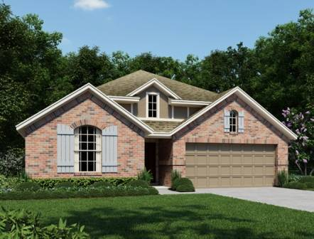 Summer Lakes 50' by Ashton Woods Homes in Houston Texas