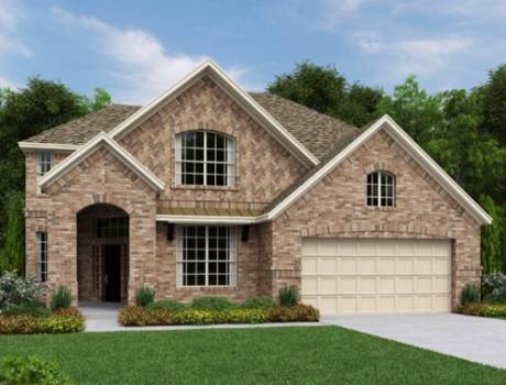 Summer Lakes 60' by Ashton Woods Homes in Houston Texas