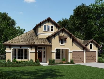 Southern Trails 70ft by Ashton Woods Homes in Houston Texas