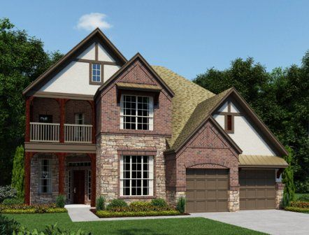 Summer Lakes 60ft by Ashton Woods Homes in Houston Texas