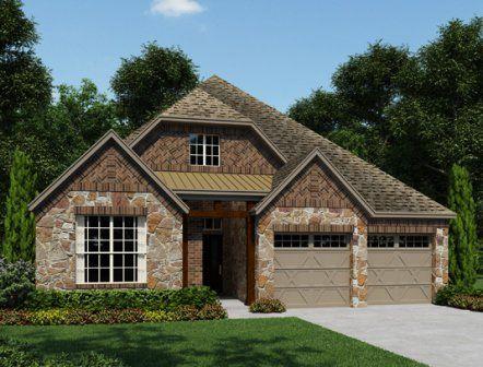 Cypress Creek Lakes 50ft by Ashton Woods Homes in Houston Texas