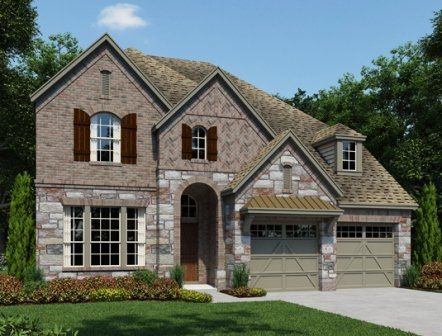 Summer Lakes 50ft by Ashton Woods Homes in Houston Texas