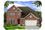 Chapman - Willow Creek Farms 55 ft: Brookshire, TX - Ashton Woods Homes
