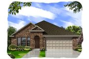 Medina - Willow Creek Farms 55 ft: Brookshire, TX - Ashton Woods Homes