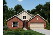 Addison - Willow Creek Farms 55 ft: Brookshire, TX - Ashton Woods Homes