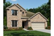 Thornton - Willow Creek Farms 55 ft: Brookshire, TX - Ashton Woods Homes