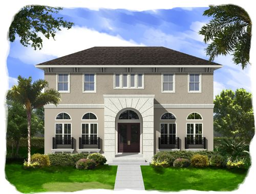 Laureate Park Estates by Ashton Woods Homes in Orlando Florida