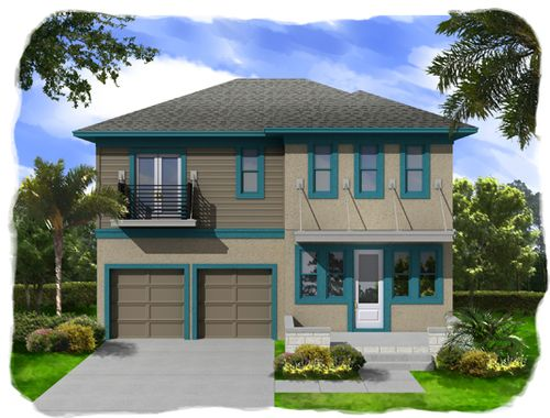 Laureate Park Traditions by Ashton Woods Homes in Orlando Florida