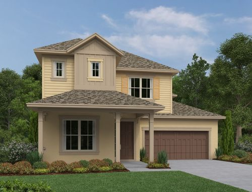 Peachtree Park by Ashton Woods Homes in Orlando Florida