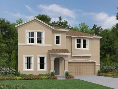 Ashlin Park Classical by Ashton Woods Homes in Orlando Florida