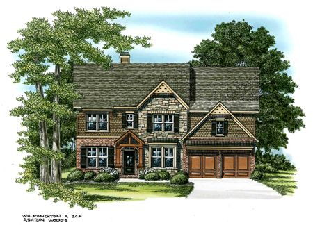 house for sale in Woodstock Knoll by Ashton Woods Homes