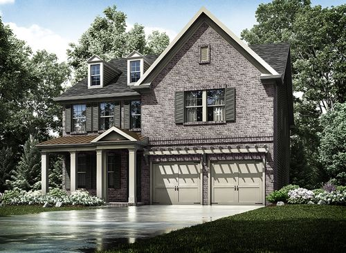 Claremore Manor by Ashton Woods Homes in Atlanta Georgia