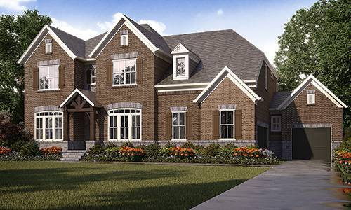 Mabry Manor by Ashton Woods Homes in Atlanta Georgia