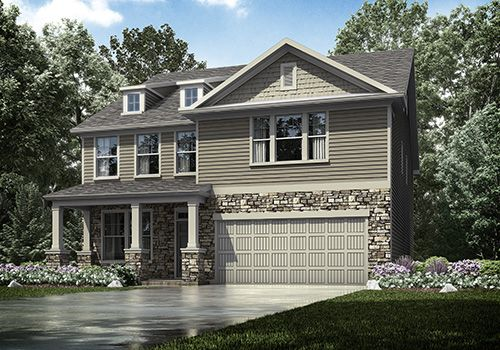 Stoney Creek by Ashton Woods Homes in Atlanta Georgia