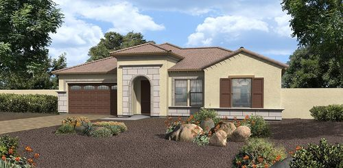 Estates at Ridgeview by Ashton Woods Homes in Phoenix-Mesa Arizona