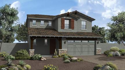 Sycamore - Heritage Park at Morrison Ranch: Gilbert, Arizona - Ashton Woods Homes