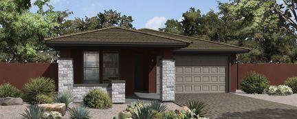 Cypress - Heritage Park at Morrison Ranch: Gilbert, Arizona - Ashton Woods Homes