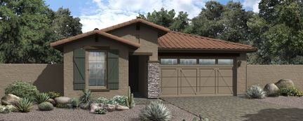 Palo Verde - Heritage Park at Morrison Ranch: Gilbert, Arizona - Ashton Woods Homes