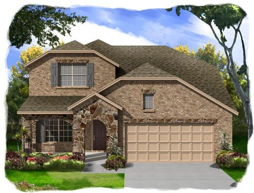 Yowell Ranch Estate Series by Ashton Woods Homes in Killeen Texas