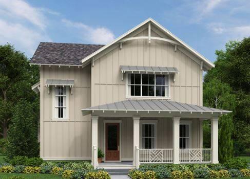 Carnes Crossroads by Ashton Woods Homes in Charleston South Carolina