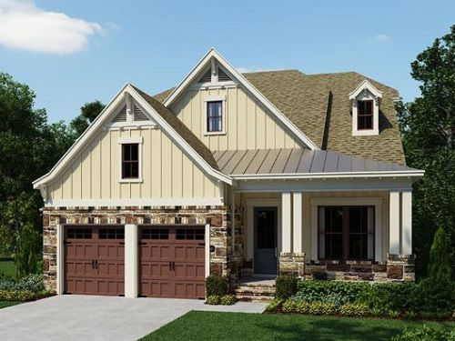 Greys Landing by Ashton Woods Homes in Raleigh-Durham-Chapel Hill North Carolina