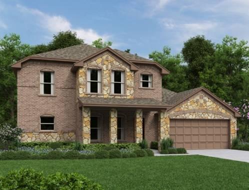 Bunny Trail Estates by Ashton Woods Homes in Killeen Texas