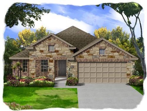 Purser Crossing by Ashton Woods Homes in Killeen Texas