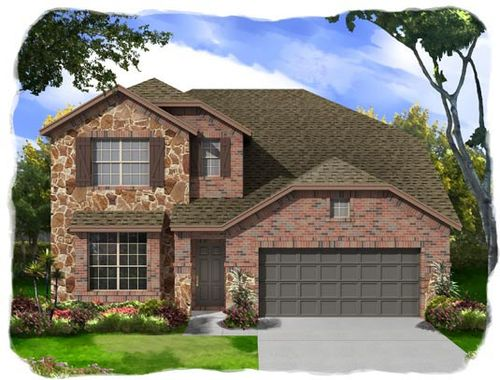 Purser Crossing by Ashton Woods Homes in Killeen Texas