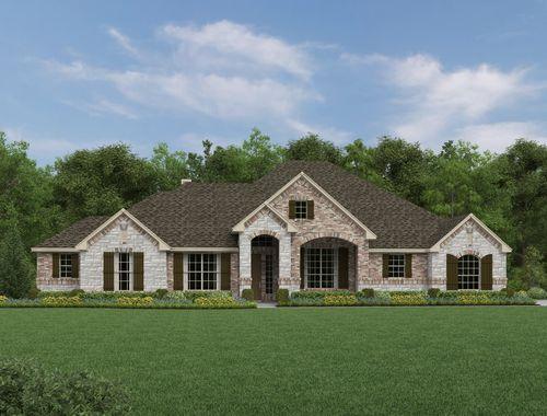 Copper Ridge by Ashton Woods Homes in San Antonio Texas