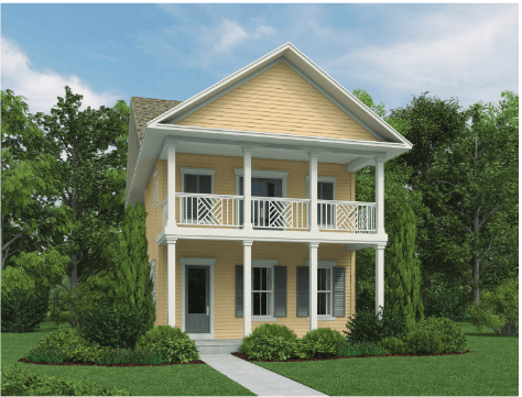Moultrie Park by Ashton Woods Homes in Charleston South Carolina