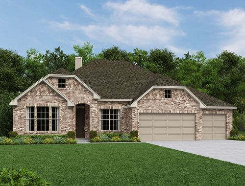 Front Gate at Fair Oaks Ranch  70 by Ashton Woods Homes in San Antonio Texas