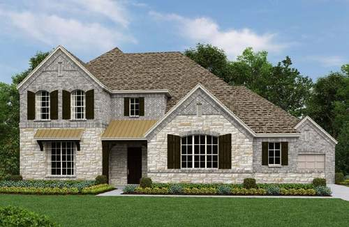 Vistancia by Ashton Woods Homes in Austin Texas