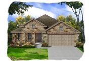 Danbury - Yowell Ranch Estate Series: Killeen, TX - Ashton Woods Homes