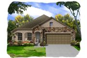 Medina - Yowell Ranch Estate Series: Killeen, TX - Ashton Woods Homes