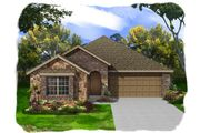 Montgomery - Yowell Ranch Estate Series: Killeen, TX - Ashton Woods Homes