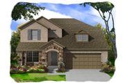 Thornton - Yowell Ranch Estate Series: Killeen, TX - Ashton Woods Homes