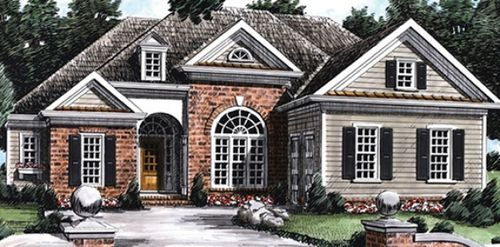 Saddlebrook Estates by William E. Wood and Associates in Norfolk-Newport News Virginia