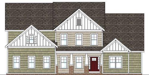 North Shore at Ridgley Manor by 4th Generation Homes in Norfolk-Newport News Virginia