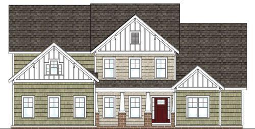 North Shore at Ridgley Manor by 4th Generation Homes in Norfolk-Newport News Virginia