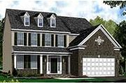 Lancaster - Oaks at Chancellor: Fredericksburg, VA - Augustine Homes, LLC