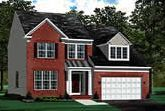 Rapidan - Oaks at Chancellor: Fredericksburg, VA - Augustine Homes, LLC