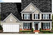Potomac - Oaks at Chancellor: Fredericksburg, VA - Augustine Homes, LLC