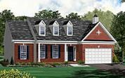 Amherst - Oaks at Chancellor: Fredericksburg, VA - Augustine Homes, LLC