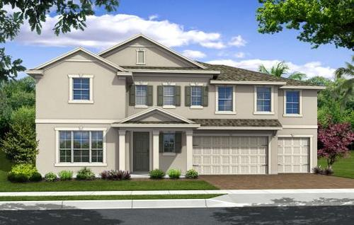 Waterview by AV Homes in Lakeland-Winter Haven Florida