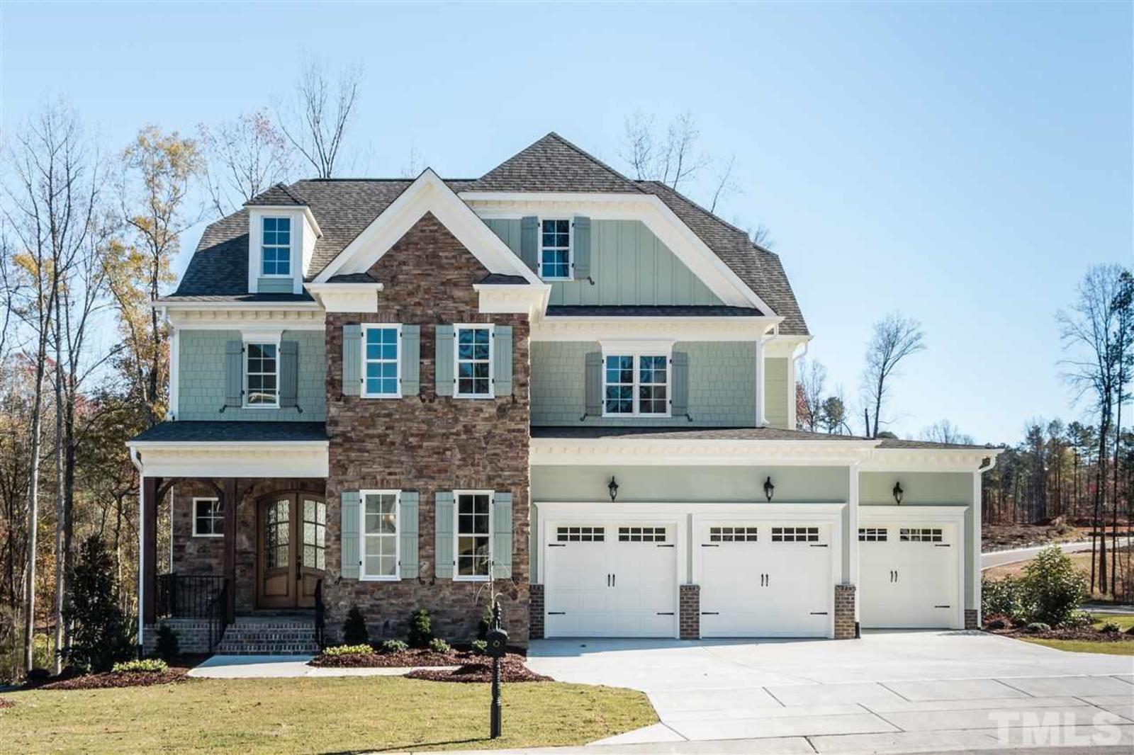 Bella Casa, The Villages of Apex, NC Homes & Land - Real Estate