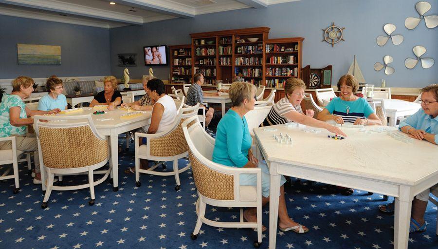Baileys Glen Active Adult Active Retirement Community