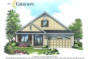 The Grayson - Classic - Baileys Glen Active Adult: Cornelius, NC - Bailey's Glen LLC